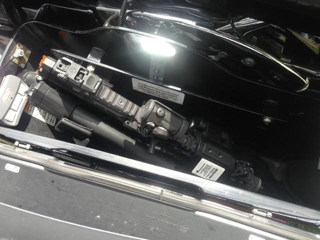 Police Car Gun Rack Auto Hobby